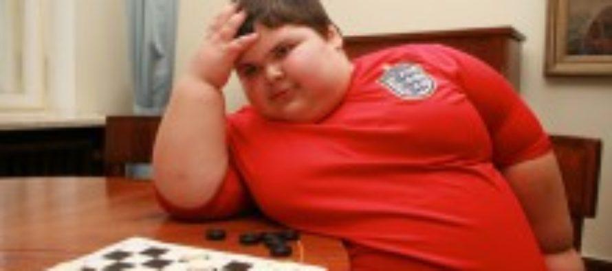 Толстые дети оказались следствием эволюции