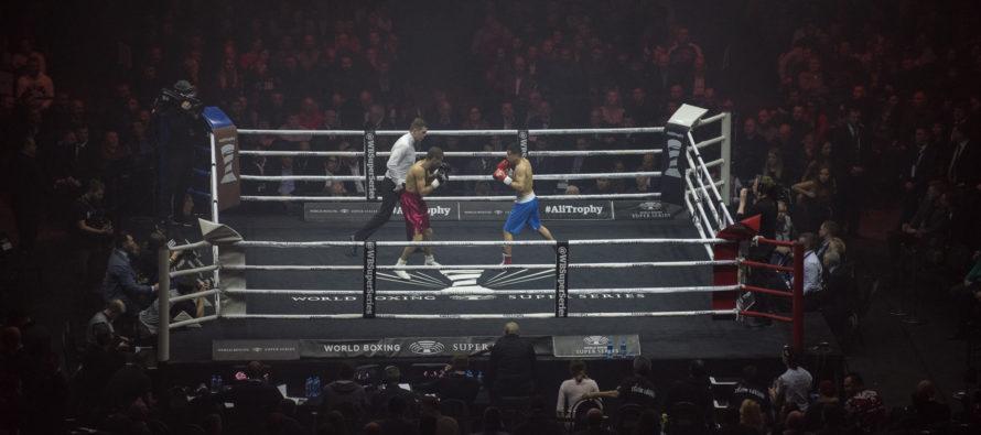 Финал всемирной боксерской суперсерии 2018 года