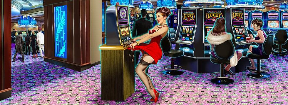 Slot machine giri gratis