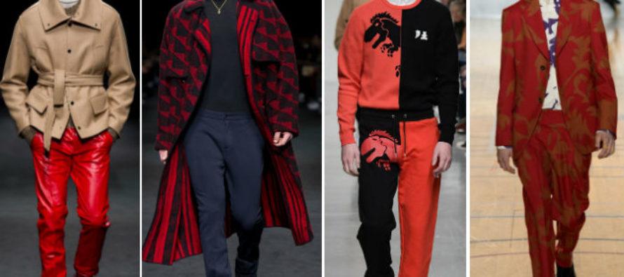 Модные мужские тренды 2018 года в одежде