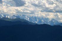 В Горном Алтае при спуске с вершины Актру погиб альпинист
