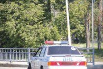 В Камне-на-Оби после ДТП на набережной водитель пытался уплыть от полиции