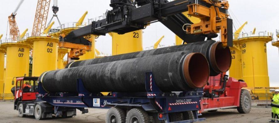«Остановить стройку уже очень сложно»: эксперты объяснили, почему строительство «Северного потока ― 2» неизбежно