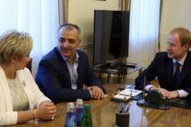 Готовность Алтайского края к предстоящим выборам обсудили Виктор Томенко и Сиябшах Шапиев