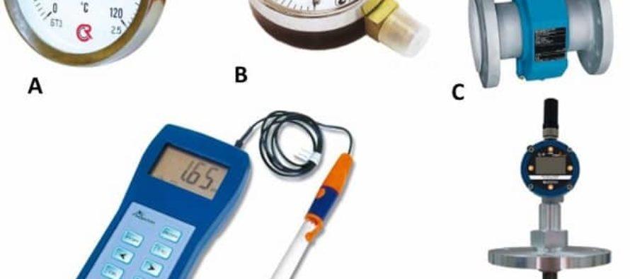 Контрольно-измерительные приборы — точность и качество измерения