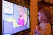 Детям смотреть мультики полезно